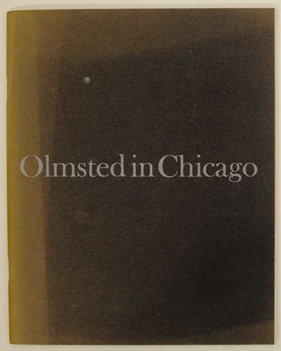 Chicago: R. R. Donnelley & Sons Company, 1972. First edition. Softcover. 40 pages. Interesting look ...