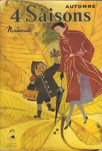 4 Saisons revue pratique de la femme chez elle.  No. 1 Septembre 1950.  Automne