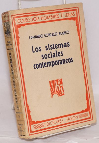 Barcelona: Ediciones Jason, 1930. 283p., sewn wraps neatly opened throughout, very old price label a...