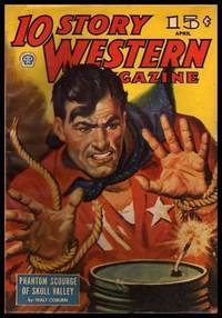 10 STORY WESTERN - Volume 21, number 25 - April 1945