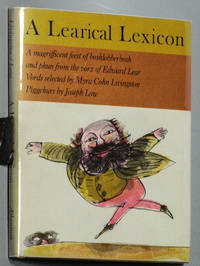 A LEARICAL LEXICON: FROM THE WORKS OF EDWARD LEAR [LIMITED EDITION SIGNED  TWICE]