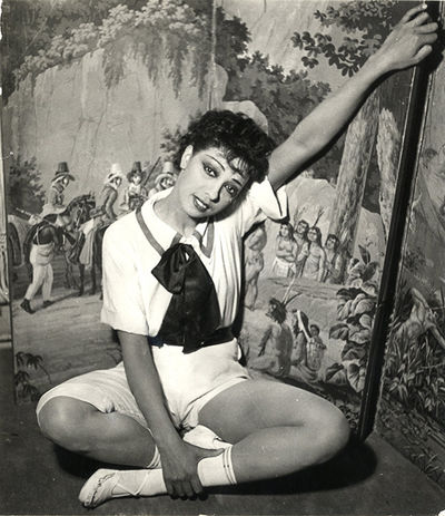 JOSEPHINE BAKER / LA CR�OLE (1934)...