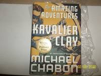 image of The Amazing Adventures of Kavalier_Clay