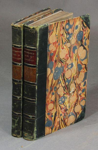 Paris et Londres: Henri Colburn, 1825. 2 volumes, 8vo, pp. , 404; , 295; contemporary quarter polish...