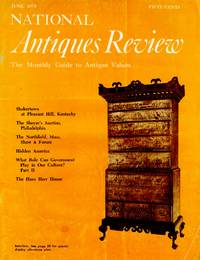National Antiques Review June 1970