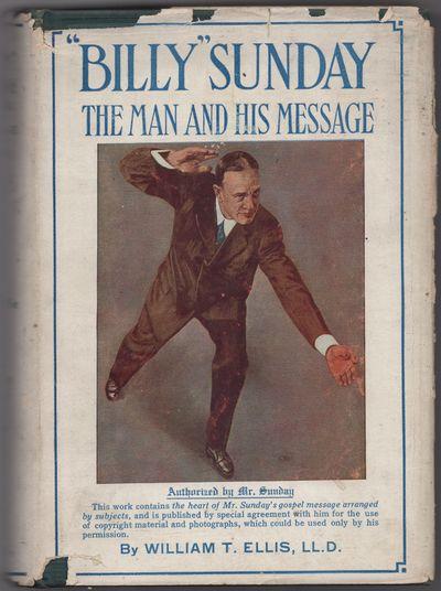 Philadelphia: John C. Winston, 1914. Hardcover. Near Fine/Very Good. First edition. A little foxing ...