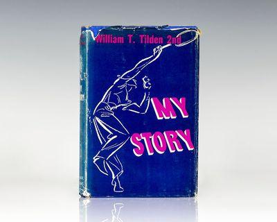 New York: Hellman, Williams & Company, 1948. First edition of Tilden's autobiography. Octavo, origin...