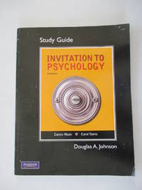 Study Guide for Invitation to Psychology