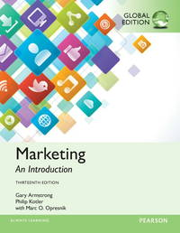 Marketing: An Introduction (13th Global Edition)