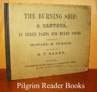 The Burning Ship: A Cantata in Three Parts for Mixed Voices.