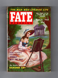 image of Fate Magazine - True Stories of the Strange and The Unknown. November, 1955. Banshee Cry, Poltergeist, Palmistry, Telepathy, Mathematical Dog, Invisible Cat etc