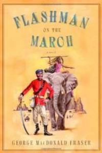 image of Flashman on the March from The Flashman Papers, 1867-8
