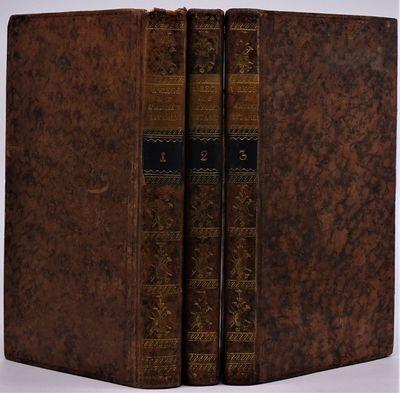 Neuveville, Switzerland : De L'Imprimerie de Fred. Reuner , 1799. Three volumes bound in contemporar...