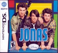 Jonas [Nintendo DS]