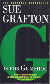'G' IS FOR GUMSHOE