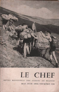 image of Chef / scouts de france n° 338