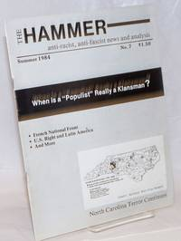 The Hammer; no. 7, Summer 1984 Anti-racist, anti-fascist news and analysis