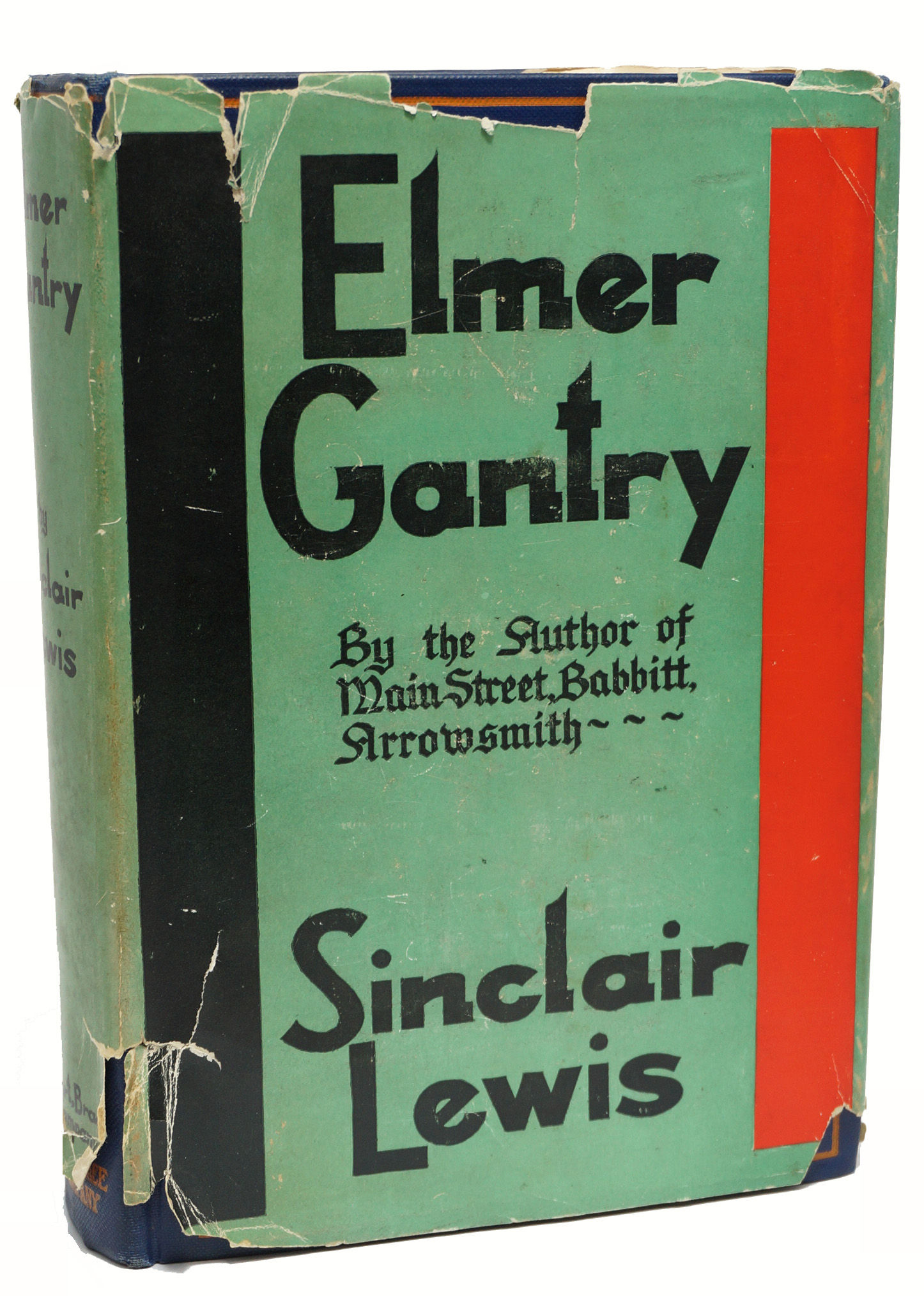 an analysis of elmer gantry Elmer gantry it can't the romance of sinclair lewis gore vidal for a brilliant analysis of cather's sexual and social confusions read claude.