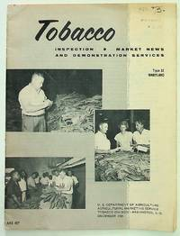 Tobacco Inspection, Market News, and Demonstration Services. Class 3(a) - Light air-cured, Type 32 - Maryland