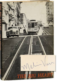 image of The Big Heart (First Edition, signed by Melvin Van Peebles)