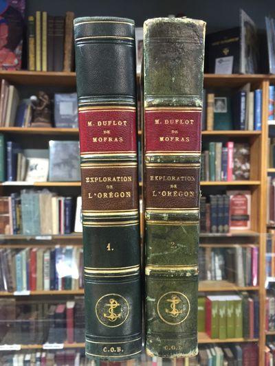 Arthus Bertrand. Duflot de Mofras, . Exploration du Territoire de l'Oregon des Californies et de la ...