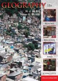 Geography: Realms, Regions and Concepts, 11th edition
