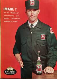 Sales promotion and merchandising catalog. 7-Up, Like, Howdy. The Seven-Up Company; Cooler and...