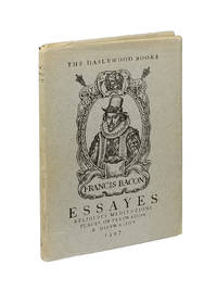 Essayes, Religious Meditations, Places of Perswasion & Disswasion