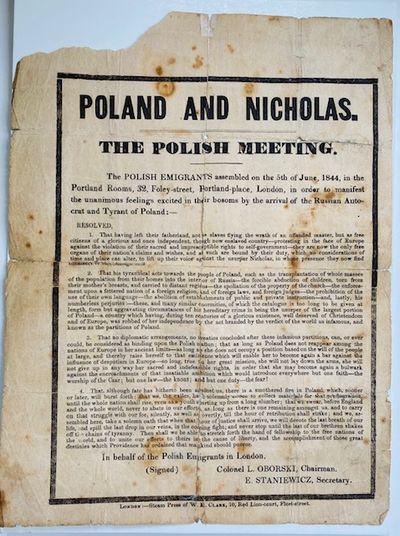 Poland and Nicholas.