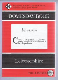 Domesday Book. Volume 22: Leicestershire