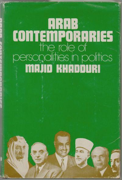 Baltimore, MD: John Hopkins University Press, 1973. Hardcover. Near Fine/Very Good. x, 255 pp, with ...