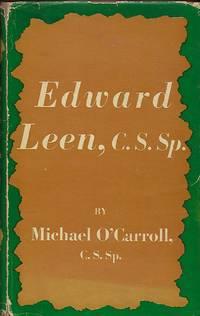 EDWARD LEEN, C.S. SP