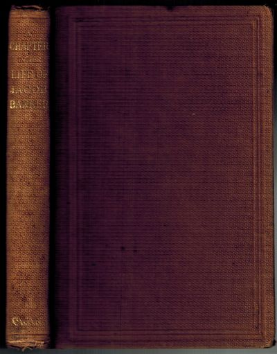 Philadelphia: George W. Childs , 1864. SCARCE. In original pebbled brown cloth, gilt back, Very Good...