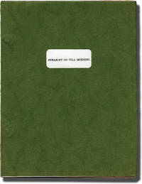 image of Straight on Till Morning (Original screenplay for the 1972 film)