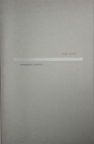 Providence: Paradigm Press, 1991. First edition. Paperback. Near Fine/fine. 8vo. Slender stapled poe...