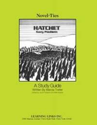 Hatchet: Novel-Ties Study Guide by Gary Paulsen - 1990-08-07