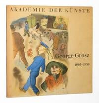 George Grosz, 1893-1959: Akademie der Kunst, 7 Oktober bis 30 Dezember 1962