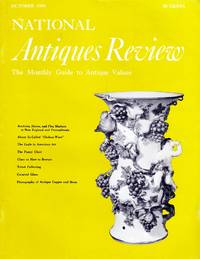 National Antiques Review October 1969