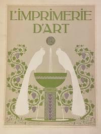 image of L'Imprimerie d'Art. Dessins de Lucien Rion
