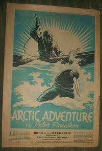 image of Arctic Adventure      Philadelphia Record Supplement, August 8, 1937