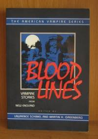 Blood Lines: Vampire Stories from New England (The American Vampire Series)