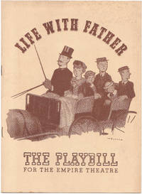 image of Life with Father Souvenir Playbill
