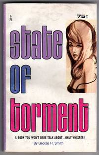 "State of Torment [possibly accidental reissue of Davidson's ""Appointment with Terror""] --- A MIS-BINDING COLLECTIBLE!!!"