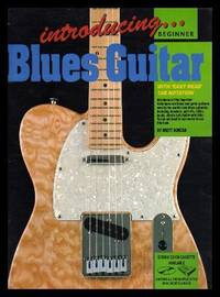 image of INTRODUCING BLUES GUITAR - with Easy Read Tab Notation