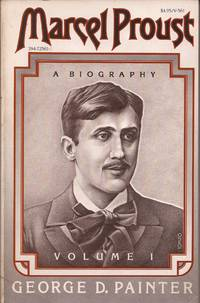 image of Marcel Proust; A Biography, Volume I