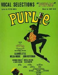 """Vocal Selections - """"PURPLE"""", Piano arrangements by """"Bug"""" Bower."""