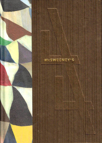 SF: McSweeney's, 2013. Hardcover. Very good. Very good hardback bound in publisher's boards and issu...