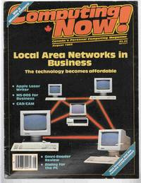 Computing Now! August 1985