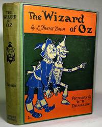 image of THE NEW WIZARD OF OZ. With Pictures by W.W. Denslow