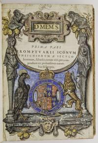 Prima [-secunda] pars promptuarii iconum insigniorum a seculo hominum